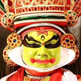 India 1 - Kathakali