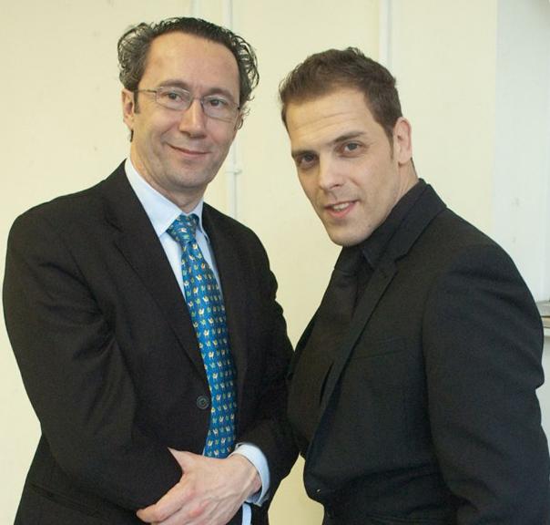 Massimo Gaetani and Luca Senatore