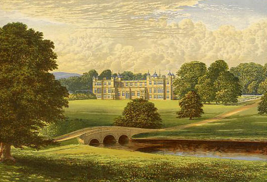 Audley End 1880