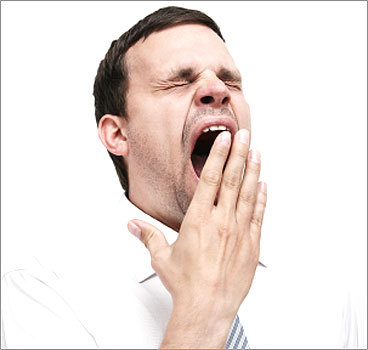 What I Learned Today » Why we yawn