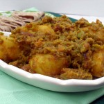 Masala Aloo (Spicy Potatoes)