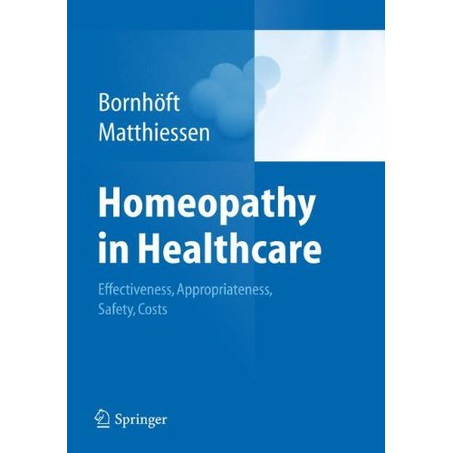 homeopathy report