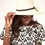 ASOS Wide Brim Straw Fedora Hat - 14