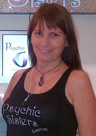Jayne Wallace - celebrity psychic
