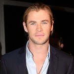 Chris Hemsworth in 2012