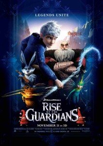 Rise of Guardians Poster