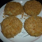 White Fish and Tarragon Fish Cakes