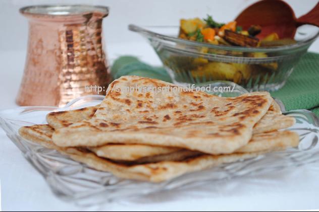 Roti Canai Malaysian paratha 4