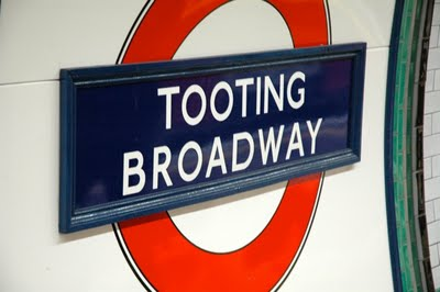 Tooting Broadway Tube
