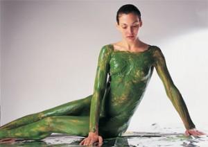 detox seaweed wrap