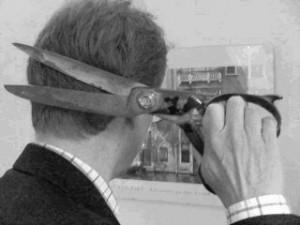 oiling shears