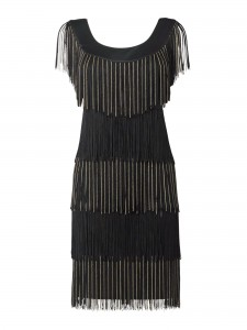 ss13 fringe dress
