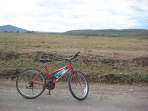 Hire a bike!