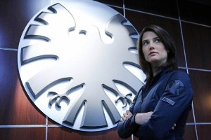 Cobie Smulders as Maria Hill.