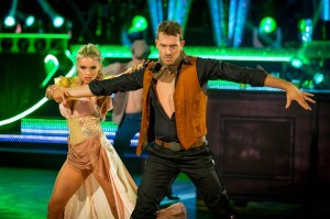 ATD on Strictly Come Dancing 2013