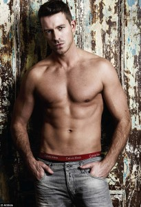 Ashley Taylor Dawson dailymail