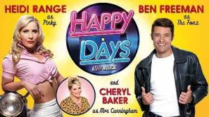 Happy Days - The Musical 2 - ATG Tickets
