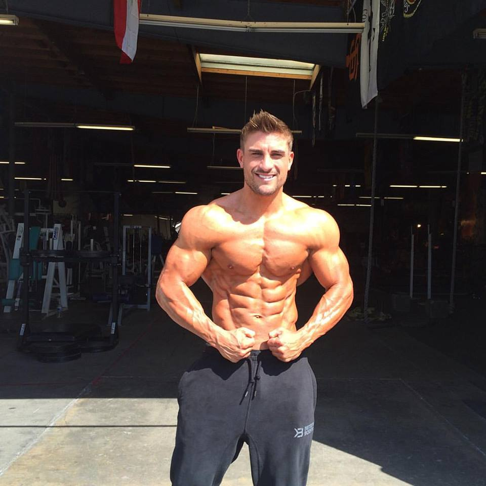Ryan Terry – Bodybuilder and Fitness Model | City Connect