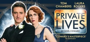 Tom Chambers & Laura Rogers - Private Lives - Evening Times