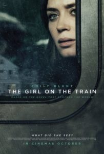 The Girl on the Train Poster - IB Times