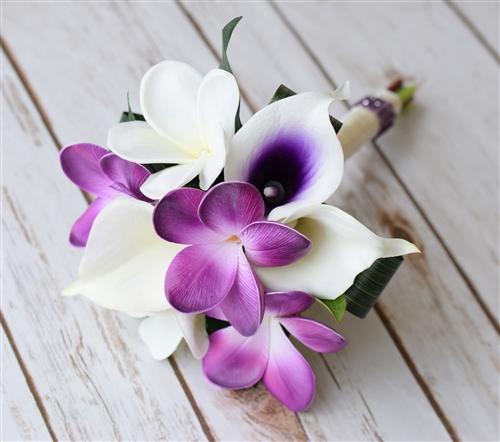 Orchid arrangments